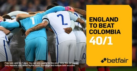 betfair england fifty to one