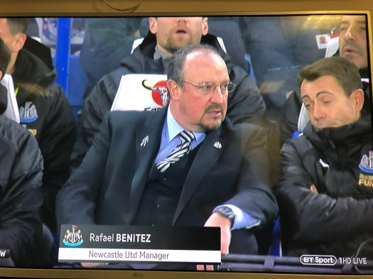 paddy power benitez