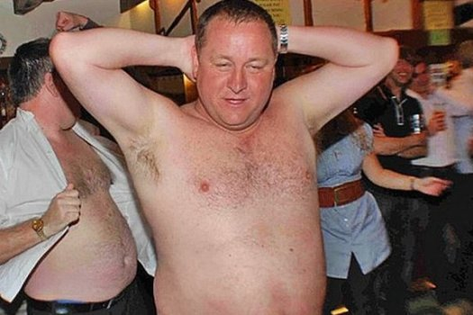paddy power mike ashley
