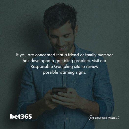 bet 365 responsible gambling