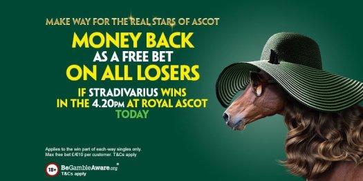 paddy power ascot free bet
