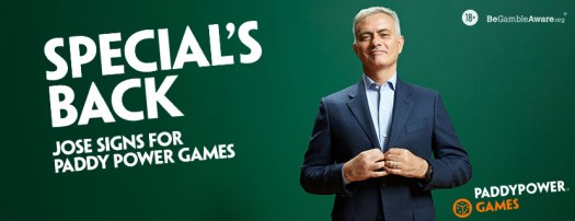 power games mourinho