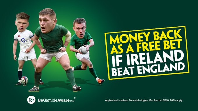 paddy power free bet eng ire