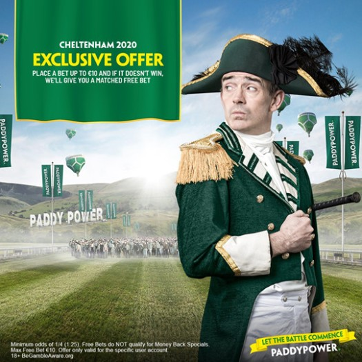 paddy power ruby cheltenham