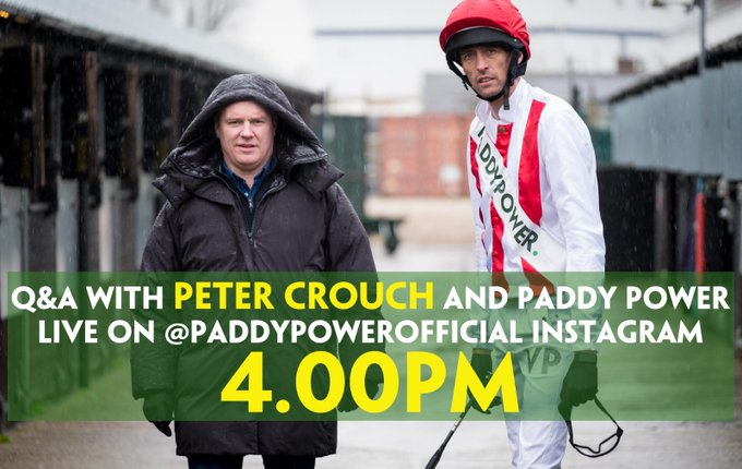 paddy power and crouch