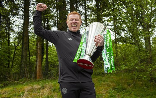 paddy power neil lennon
