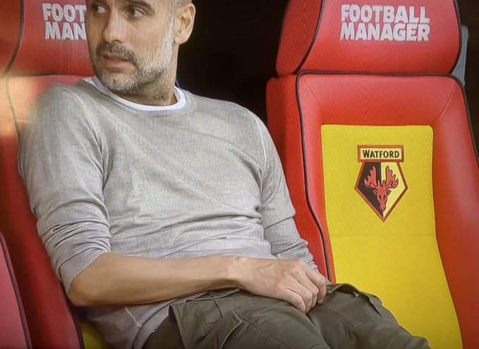 power guardiola genitals
