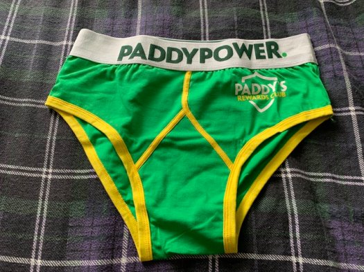 paddy power shorts